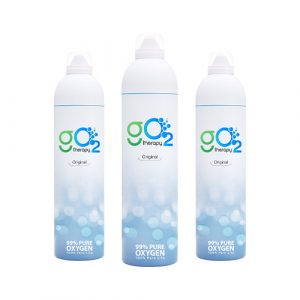 pack of 3 oxygen can